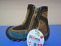 Демисезонные ботинки для мальчика ТМ Bloom 21р(2) 22р(2 пары)(13см,13.5 см стелька)