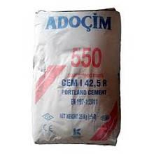 Цемент ПЦ І550 ADOCIM (Турция),25 кг