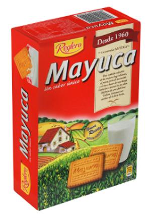 Печеньe Reglero Mayuca 400 g