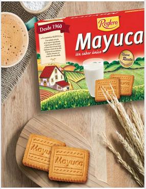 Печеньe Reglero Mayuca 400 g, фото 2