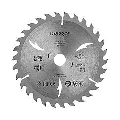 Пильный диск Dnipro-M 160 мм 20/16 30Т