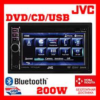 Живиси магнітола Автомагнітола 2-DIN JVC KW-NSX600EE