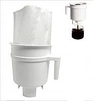 Бумажные одноразовые фильтры, белые 1 шт. для Тодди колд брю на 2 л., фото 1