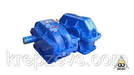 Крановый редуктор Ц2-300-31,5