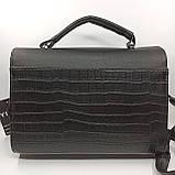 Жіноча сумка плншетка клатч / Женская сумка планшетка клатч 9116, фото 4