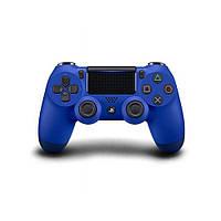 Ігровий джойстик Sony Playstation 4 DualShock V2 Wave Blue