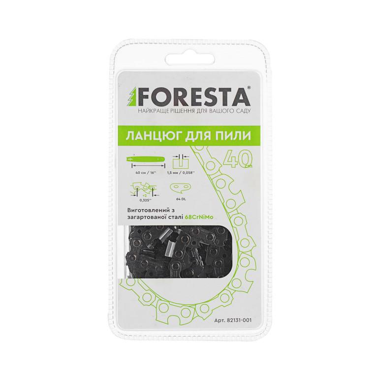 Цепь к бензопиле Foresta 64 зв., 40 см шаг 0,325 ширина 0,058, квадрат