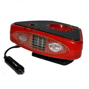 Автомобильный тепловентилятор Elegant 101 507 12V 150W + LED подсветка Польша