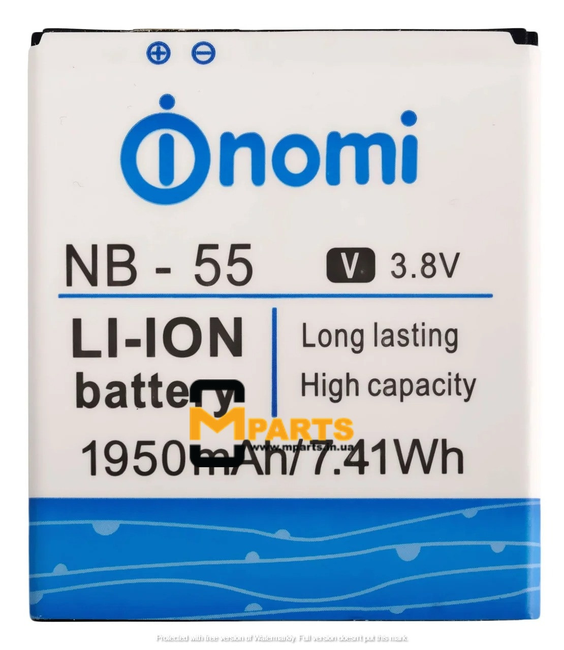 АКБ Nomi NB-55/i505