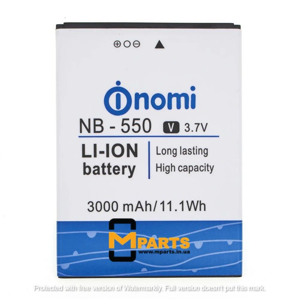 АКБ Nomi NB-550/i550