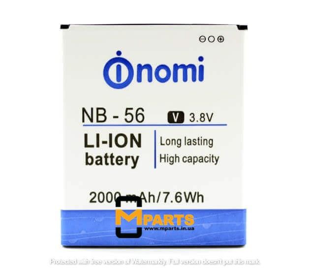 АКБ Nomi NB-56/i503