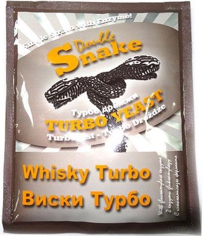 Дрожжи для виски Double SNAKE TURBO WHISKY