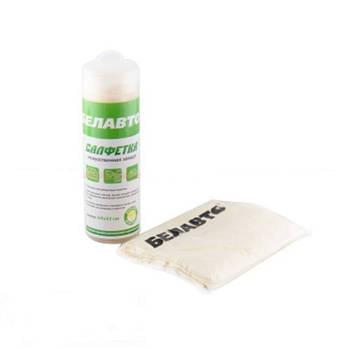 Замша для полировки (64x43 см) БЕЛАВТО CА28 PVC
