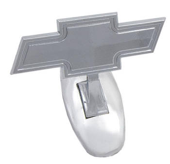 Прицел эмблема на капот Chevrolet хром