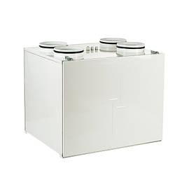 Приточно-вытяжные установки с рекуперацией тепла ВЕНТС ВУТ 160 В1 ЕС А11