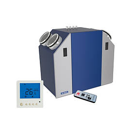 Приточно-вытяжные установки с рекуперацией тепла ВЕНТС ВУТ 350 У ЕС