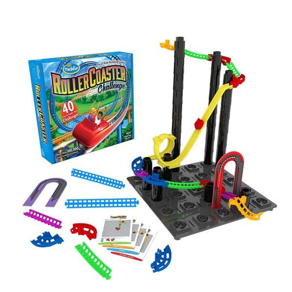 Игра-головоломка ThinkFun Roller Coaster Challenge (Американские горки) 1046