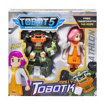 """Набор """"Tobot K и Долли """" 7Toys Q1904 ( TC121100)"""