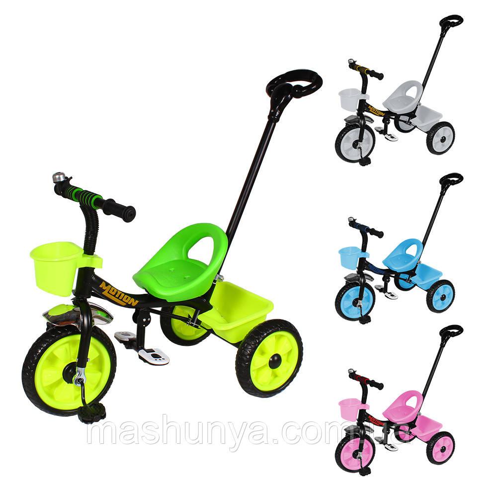 Велосипед трехколесный Tilly Motion T-320 Доставка