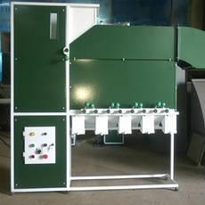 Сепараторы зерноочистительные