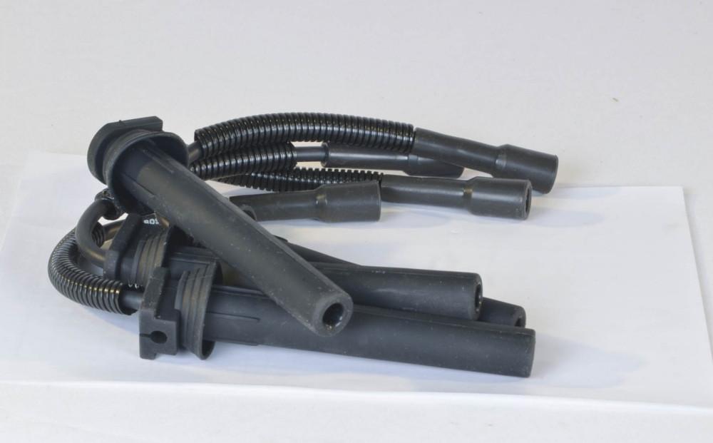 Провода высоковольтные ГАЗ 3102, 31105, Газель, Соболь (комплект) (производство Bosch) (арт. 0 986 357 052), rqn1qttr