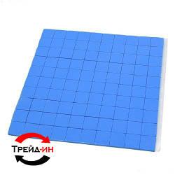 Термопрокладка Tishric 50*50*1,5mm/1mm/0,5 mm/2mm