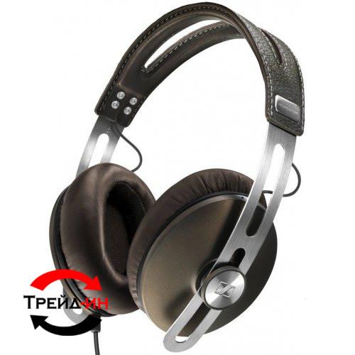 Компьютерная гарнитура Sennheiser Momentum On-Ear Brown (505630), б/у
