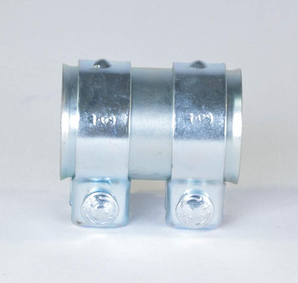 Хомут крепления глушителя D=56/60.5x95 мм (производство Fischer) (арт. 114-957), rqz1qttr