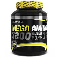 MEGA AMINO 3200 BioTech USA (300 таблеток)