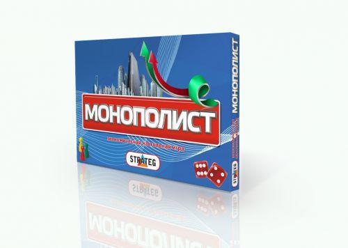 """Настольная игра """"Монополия"""" 348"""