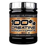 100% Creatine Monohydrate Scitec Nutrition (300 грамм)