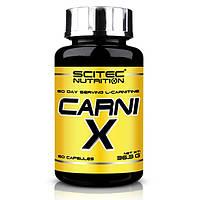 Жиросжигатель Carni-X Scitec Nutrition (60 капсул)