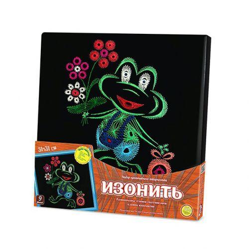 """Набор для вышивки """"Изонить"""" IZN-01-07"""