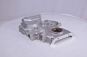 Крышка цепи ГАЗ двигатель 406 передняя с сальником (арт. 406.1002058-10), rqv1qttr