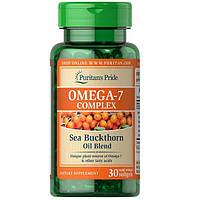 Omega-7 Complex Puritan's Pride (30 капсул)