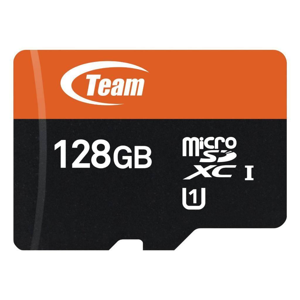 Карта памяти Team 128GB microSDXC Class 10 UHS-I (TUSDX128GUHS03)