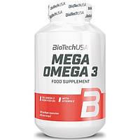 MEGA OMEGA 3 BioTech USA (180 капсул)