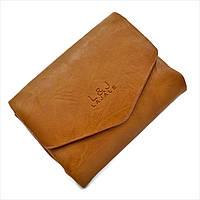 Женский мини кошелек Le-Mon 9009S-brown Коричневый, КОД: 1624769