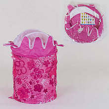 Корзина для игрушек С 36577 (60) 44х70см, в кульке