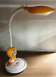 Світильник настільний SMD LED 5W жовтий 4600К 300Lm/1/12 HOROZ Merve