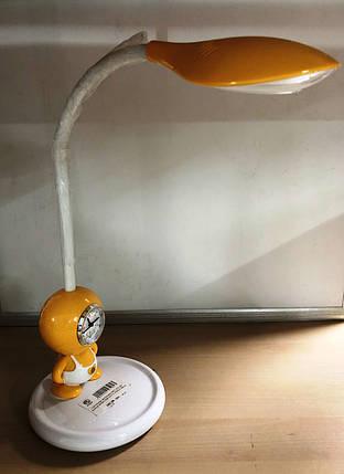 Світильник настільний SMD LED 5W жовтий 4600К 300Lm/1/12 HOROZ Merve, фото 2