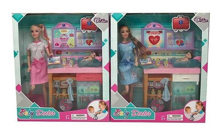 Кукла JX 200-89 (36/2) 2 вида, в коробке