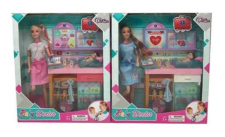 Кукла JX 200-89 (36/2) 2 вида, в коробке, фото 2