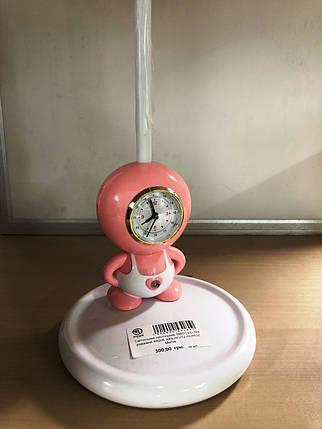 Світильник настільний SMD LED 5W рожевий 4600К 300Lm/1/12 HOROZ Merve, фото 2