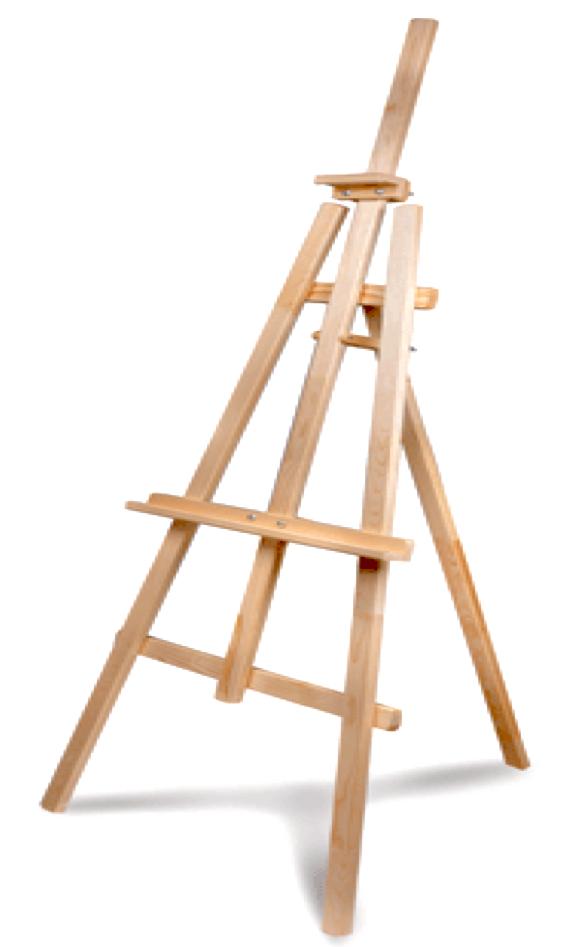 Мольберты деревянные (1700мм) для рисования