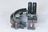 Колодка тормозная барабанная Mercedes-Benz (MB) W124, W201, W202, W210 (производство Remsa) (арт. 4093.01), rqc1