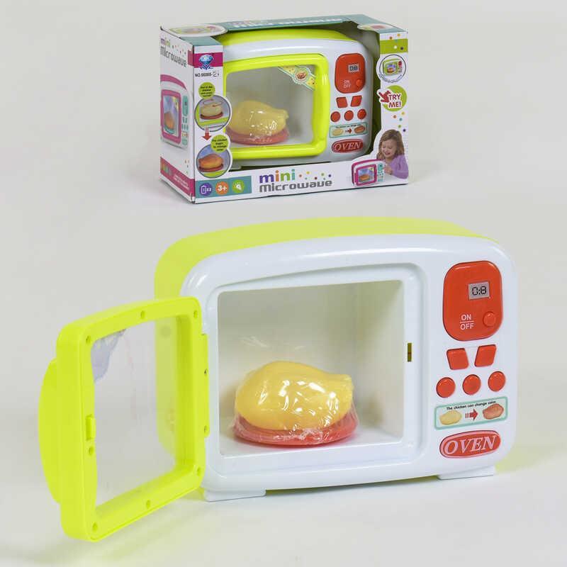 Микроволновка 66088-2 (36/2) свет, в коробке