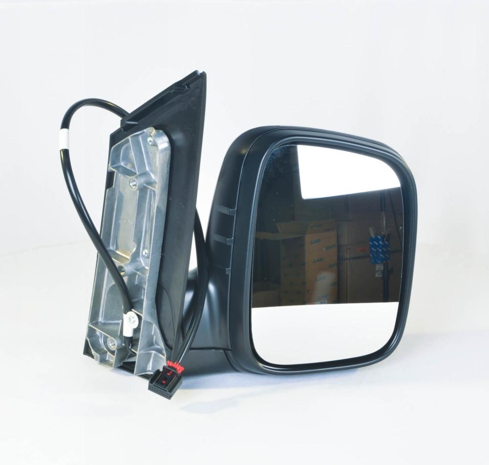 Зеркало правое электрическое Volkswagen CADDY 04- (производство TEMPEST) (арт. 510594402), rqb1qttr