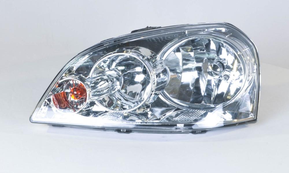 Фара левая Chevrolet LACETTI SDN (производство TEMPEST) (арт. 016 0111 R3C), rqv1qttr