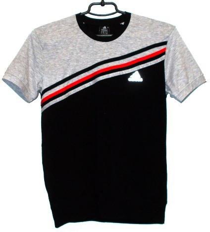 Футболка мужская Турция отличное качество мод№16 размер M маломерная